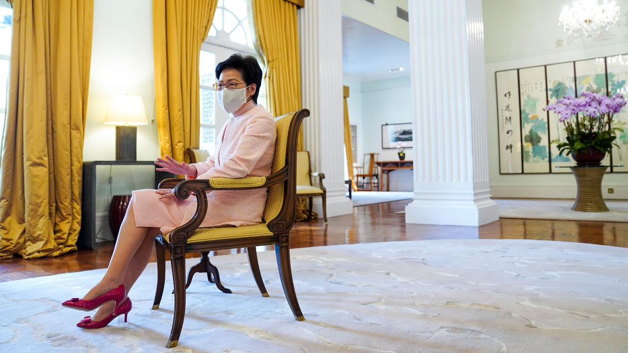 Hong Kong leader Carrie Lam can avoid policy U-turns by welcoming views outside tight circle of experts, observers say