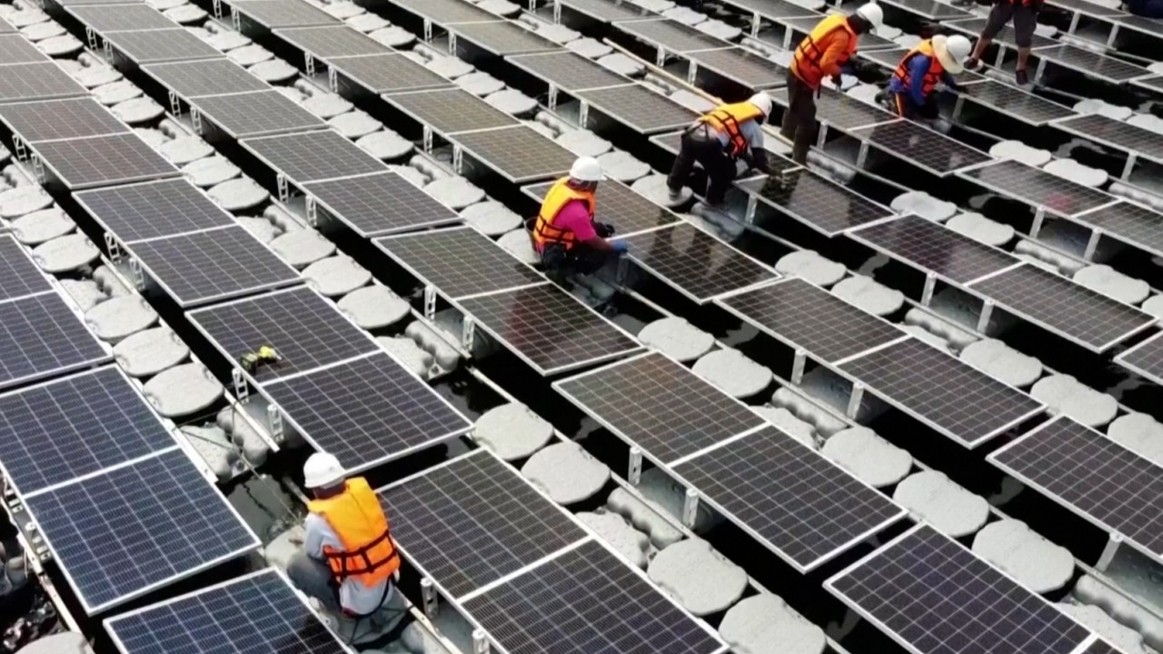 Hong Kong retail giant, power company to install new solar array on top of storage facility