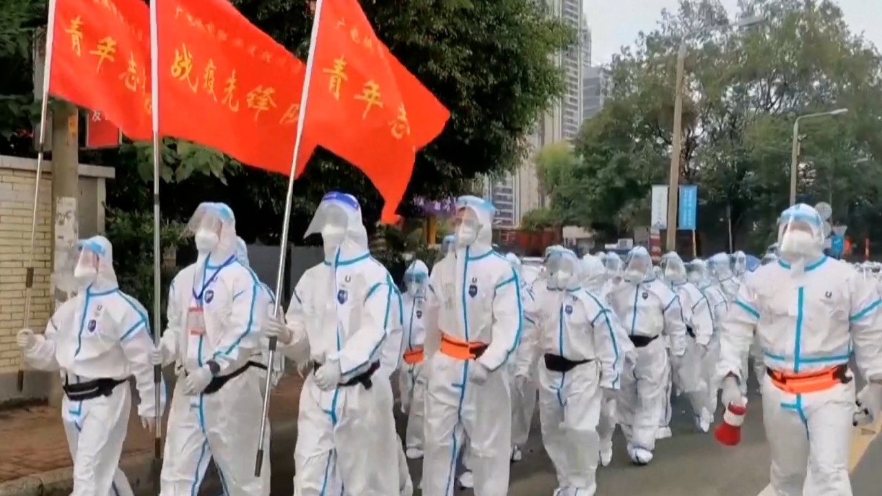 Coronavirus: Guangzhou outbreak leaves small firms reeling amid fears of possible 'spillover effects' on nearby cities