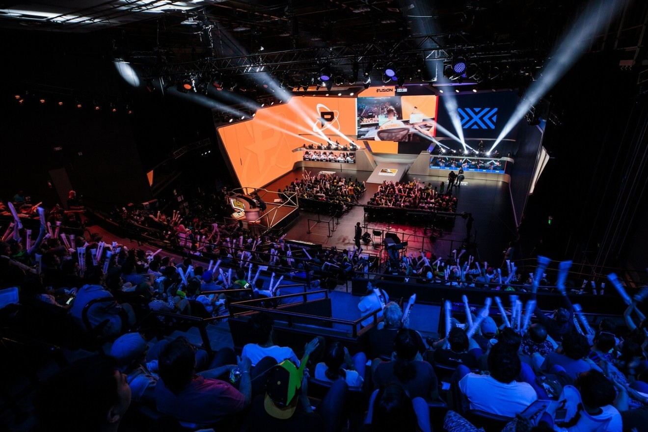 25ff5a296707 Upsets setting the tone for an unpredictable Overwatch League semi ...