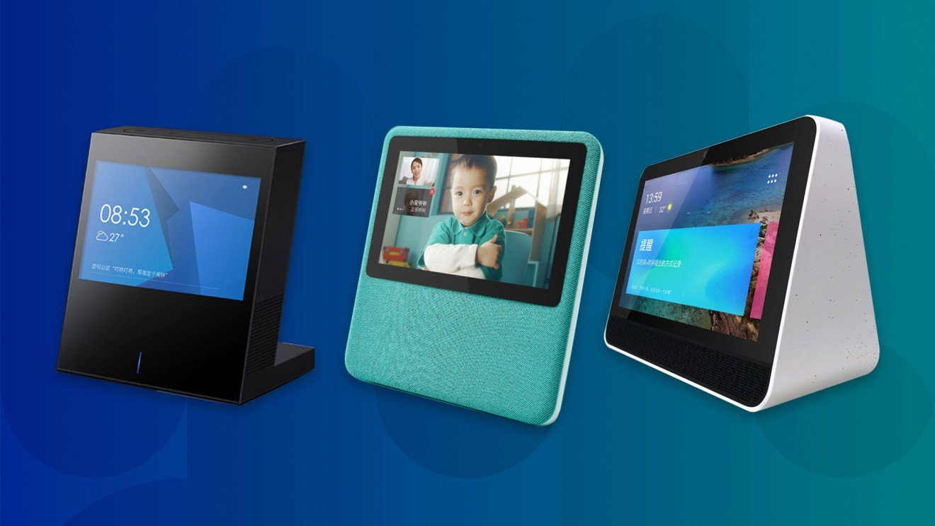 There are plenty of smart displays like Facebook Portal in ...