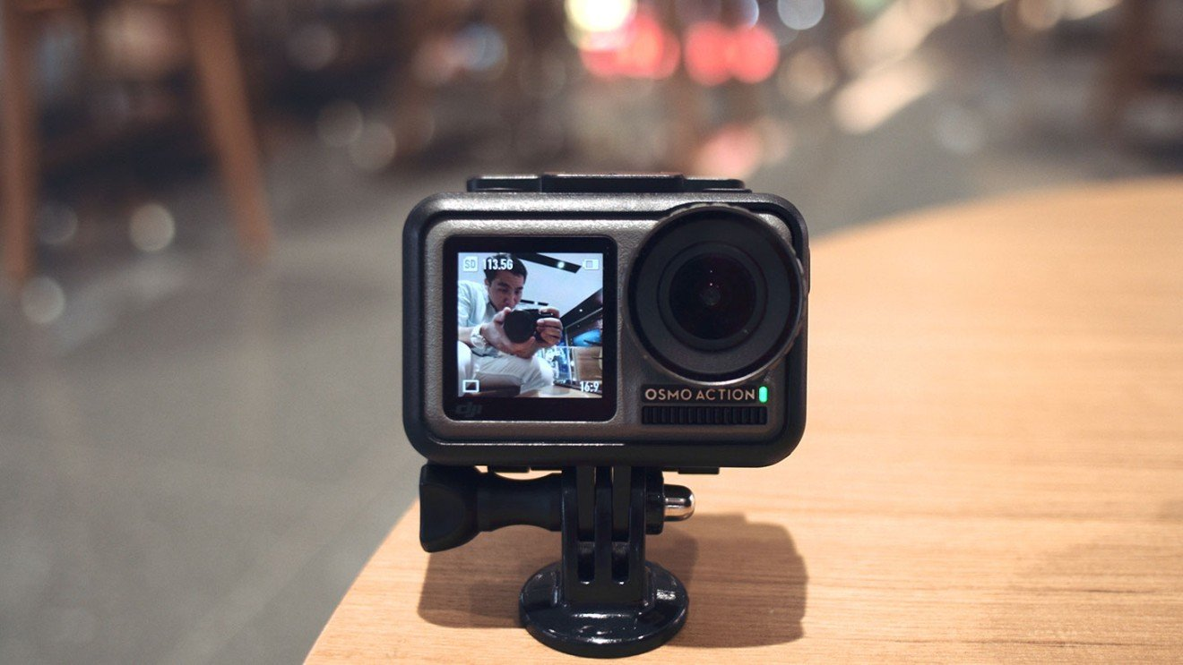 The best action camera for vlogging and selfies: Our DJI