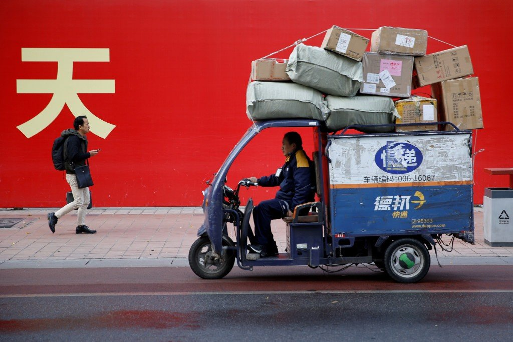 China Is Giving Everyone A Personal Postcode So Delivery