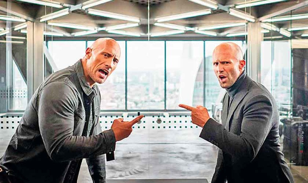 Hobbs Shaw Tests China S Love For Dwayne Johnson And Fast