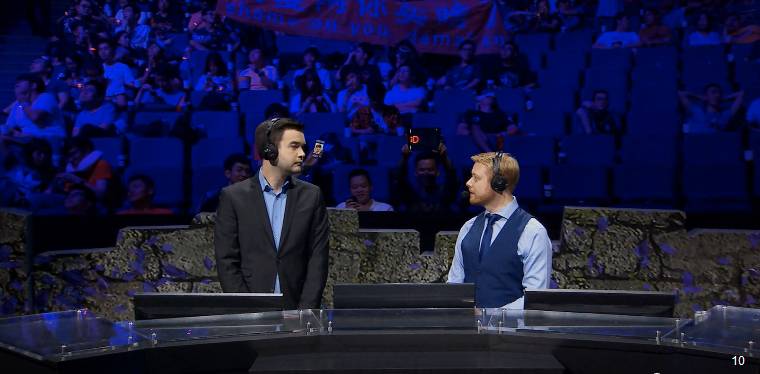 Esports tournament tickets are going for $2,000, but fans say seats are empty