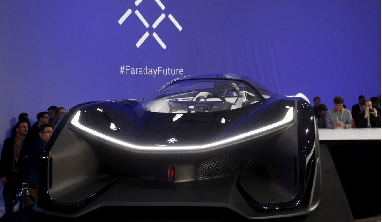 Faraday Future founder/CEO files for bankruptcy