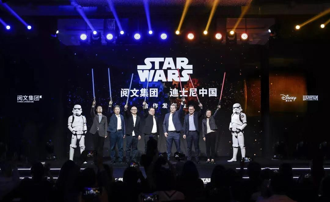 Can a 'Star Wars story with Chinese characteristics' sell the Skywalker saga in China?