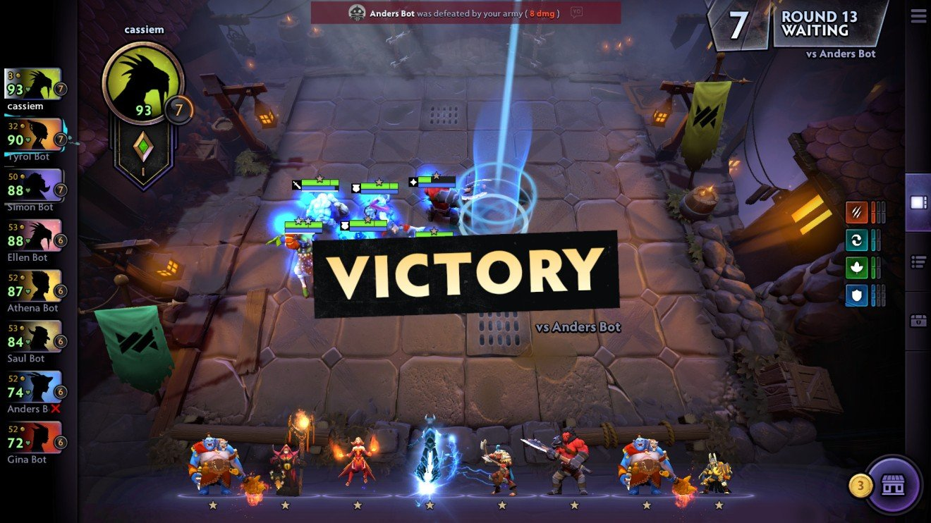 Auto battlers started with Dota Auto Chess and now Valve and