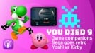Game companions, Iron Man VR and Yoshi vs Kirby on this episode of You Died!
