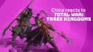 Gamers in China want their own Total War: Three Kingdoms