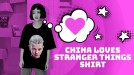 This Stranger Things shirt is a hit… in China