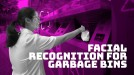 Why is China using facial recognition on garbage bins?