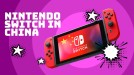 Nintendo pushes the Switch at China's largest gaming convention