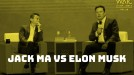 Jack Ma and Elon Musk give conflicting visions of AI's future
