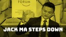 Jack Ma, the face of Alibaba, steps away from managing the company he founded