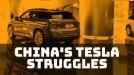 NIO, China's Tesla wannabe, struggles under mounting losses