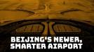 Beijing's new airport has 5G and robots