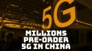5G hasn't launched in China yet, but millions are signing up