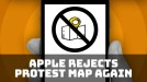 Apple takes down Hong Kong protest map app after controversy in China