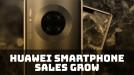 Huawei smartphone shipments surge despite US ban