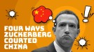 Four ways Facebook showed how much it wanted China