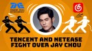 A lawsuit over pop star Jay Chou speaks volumes about China's streaming war