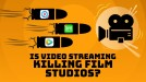 Are video streaming platforms killing film studios in China?