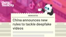 China announces new rules to tackle deepfake videos