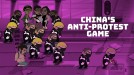 China has its own Hong Kong protest game that lets you beat up activists