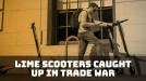 How Lime's electric scooters are caught up in the US-China trade war