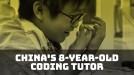 The 8-year-old teaching kids to code on China's biggest anime streaming site