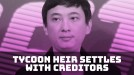 Billionaire heir and founder of high-flying game streaming site reaches deal with creditors