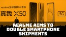 Realme aims to double smartphone shipments to 50 million in 2020
