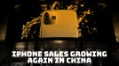 iPhone sales jump 18% in China in December