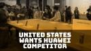 US legislation aims to fund Huawei 5G alternative