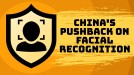 As with Google and Microsoft, facial recognition regulation is a hot topic for Chinese tech companies
