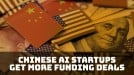 Chinese AI startups are securing more funding deals even as share of funding falls