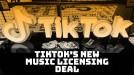 TikTok licenses independent music catalog