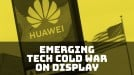 Countries see potential tech cold war playing out at the World Economic Forum