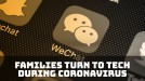 How tech brings together families separated during the coronavirus outbreak