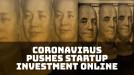 Coronavirus fears push entrepreneurs and investors to meet online