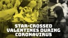 Couples kept apart by coronavirus use gaming and streaming for virtual Valentine's Day dates