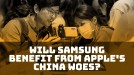 Apple's loss could be Samsung's gain in coronavirus crisis