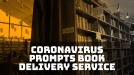 Bookstores hit hard by coronavirus can now deliver books using a food delivery app