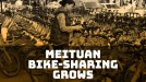 Meituan sees more people using bike-sharing as China goes back to work