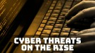 Cyber threats are on the rise as more people work from home during pandemic