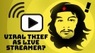 Live streaming agencies think their next star is a thief