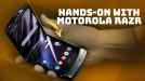 The Motorola Razr is an overpriced flip phone with underperforming specs