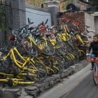 Spurned users decide to sell shared bikes to make up for their lost deposits