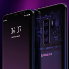 Samsung Galaxy S10 could have a triple camera and transparent back panel